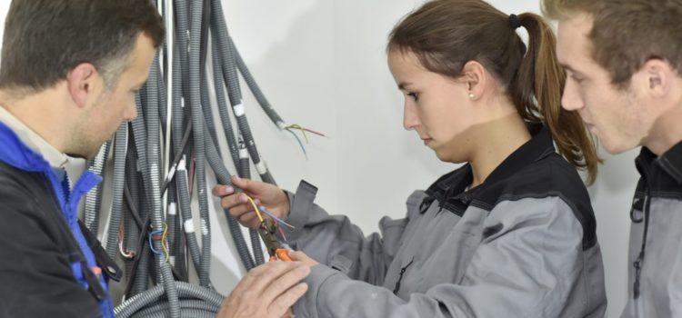Formation électricien d'équipement du bâtiment